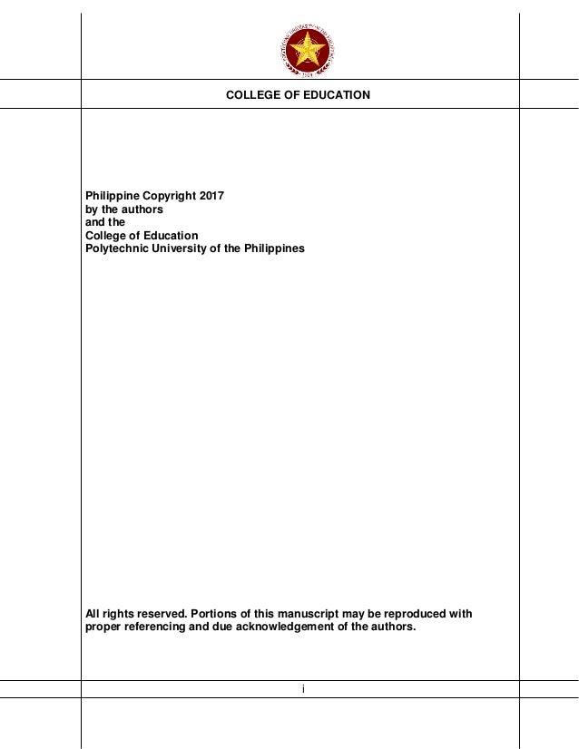 Dissertation copyright page