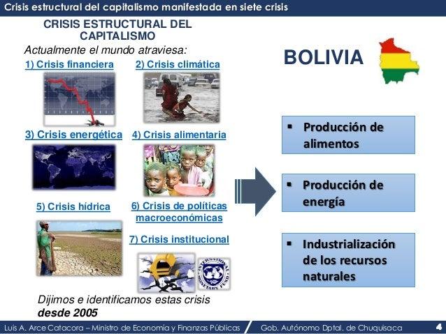 Crisis estructural del capitalismo manifestada en siete crisis  CRISIS ESTRUCTURAL DEL  CAPITALISMO  Actualmente el mundo ...