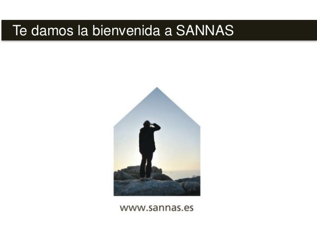 Te damos la bienvenida a SANNAS