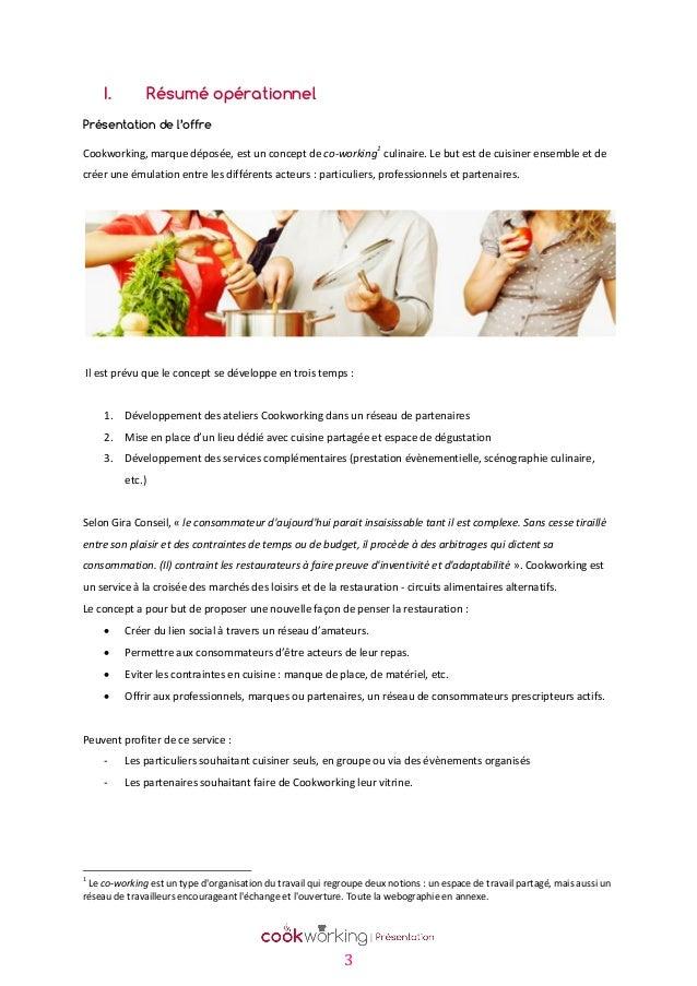 Cookworking pr sentation du concept de cuisine partag e for Concept de cuisine