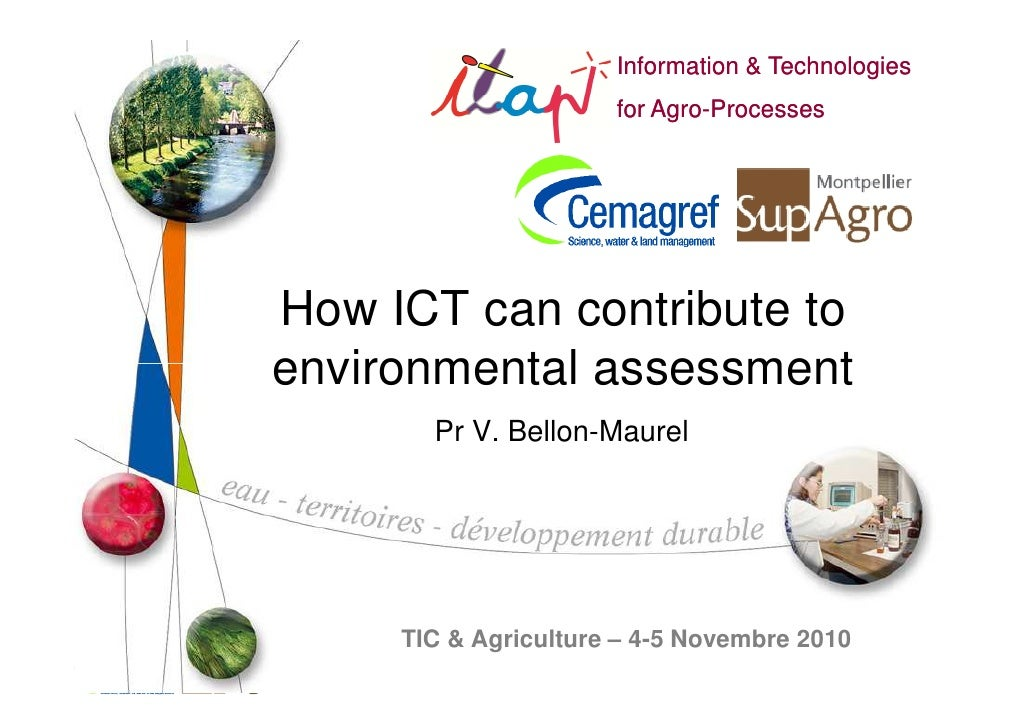 Information & Technologies                                 for Agro-Processes                                     Agro-How...
