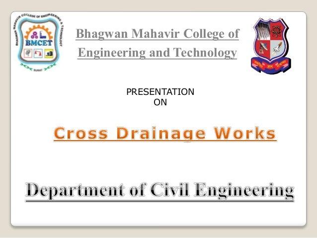 Bhagwan Mahavir College of Engineering and Technology PRESENTATION ON