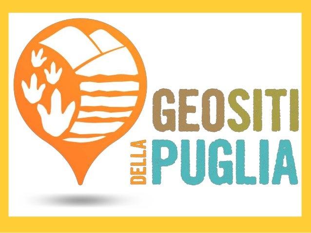 Patrimonio geologico, geodiversità, geoconservazione e valorizzazione