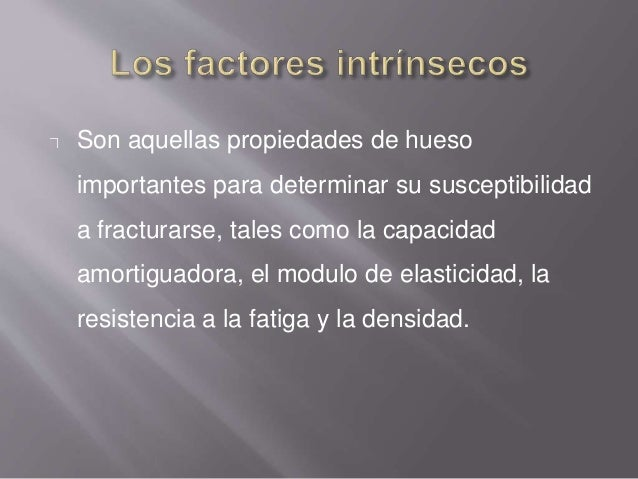 Son aquellas propiedades de hueso importantes para determinar su susceptibilidad a fracturarse, tales como la capacidad am...