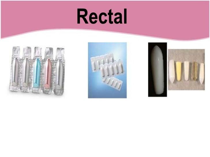Rectal