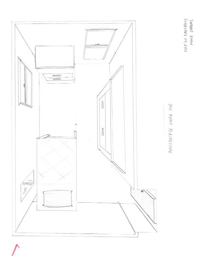 Pleasant One Point Perspective My Room Download Free Architecture Designs Scobabritishbridgeorg