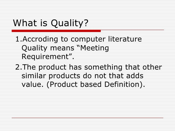 1 quality assurance presentation toneelgroepblik Images