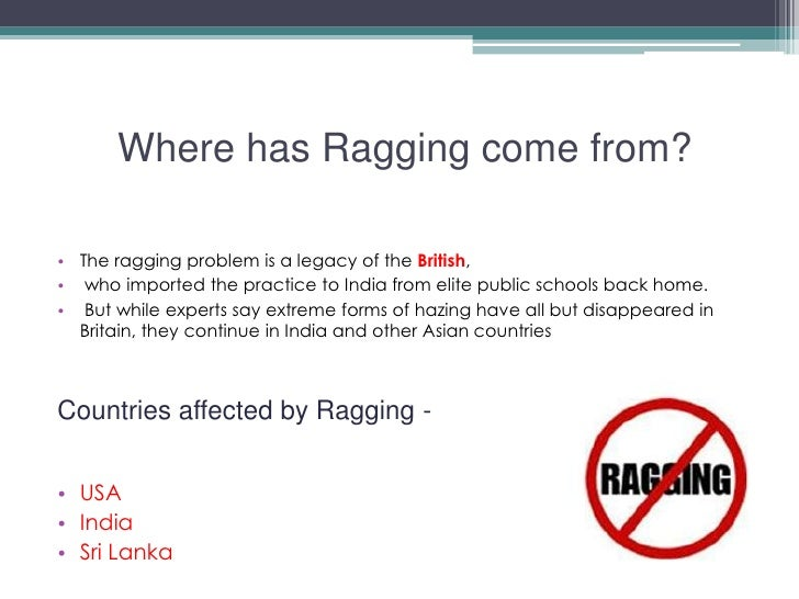 bengali essay on ragging Ragging tales the naveen kujur case has brought the issue of ragging to the fore here, actors and directors, who were former engineers, recount how the ugly phenomenon touched them.