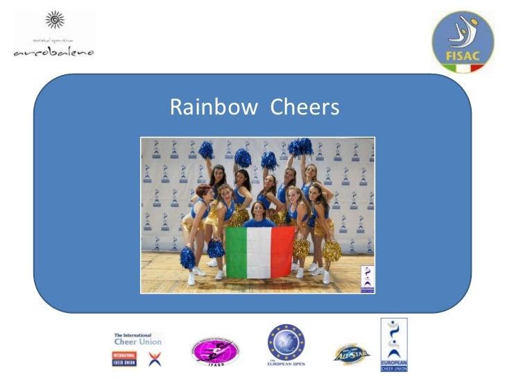 Rainbow Cheers09/11/2011