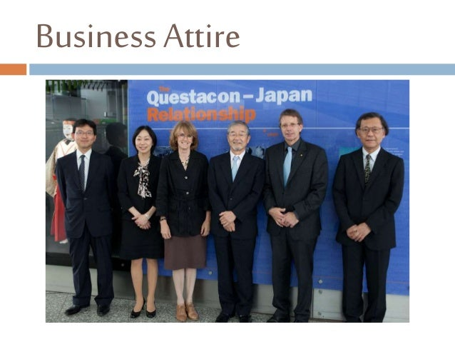 2nd Yr - MGT Japan Business Etiquette