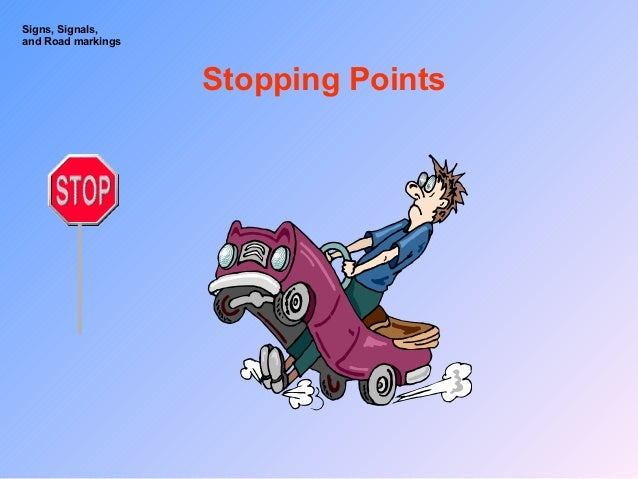 Drivers License Exam Station >> 1) rules of the road part 1