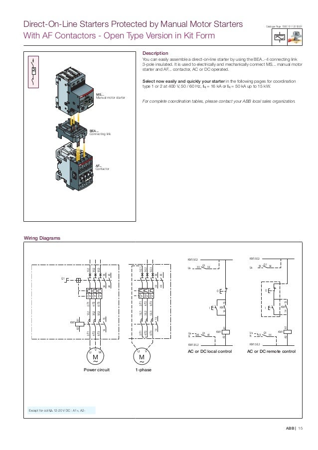 contactores abb 17 638 abb contactor wiring diagram dolgular com abb wiring diagrams at crackthecode.co
