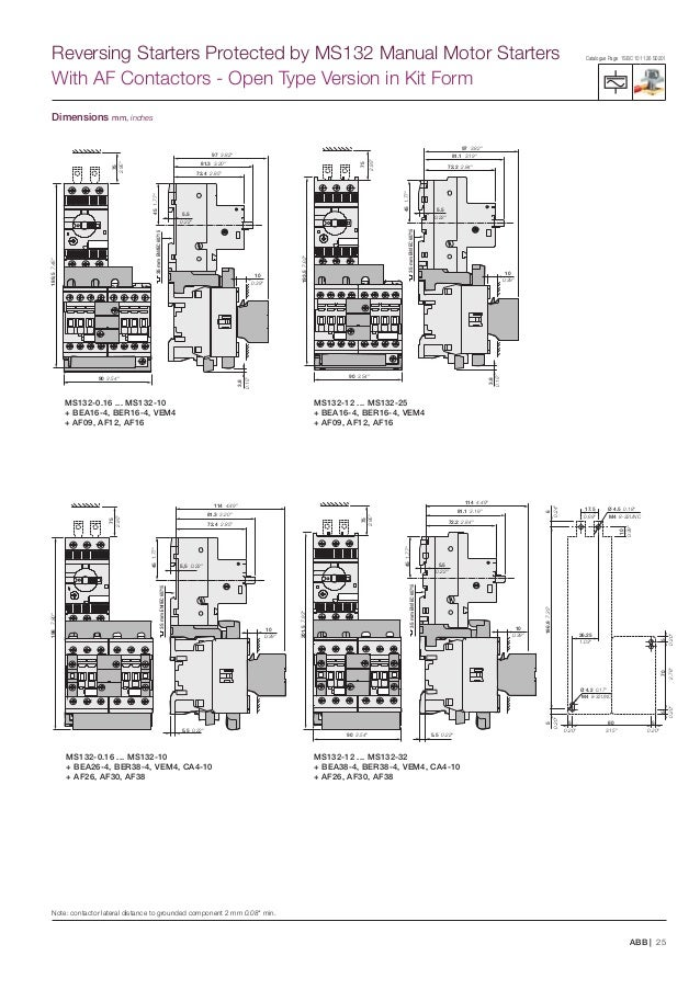 Contactores abb dol reversing starters asfbconference2016 Choice Image