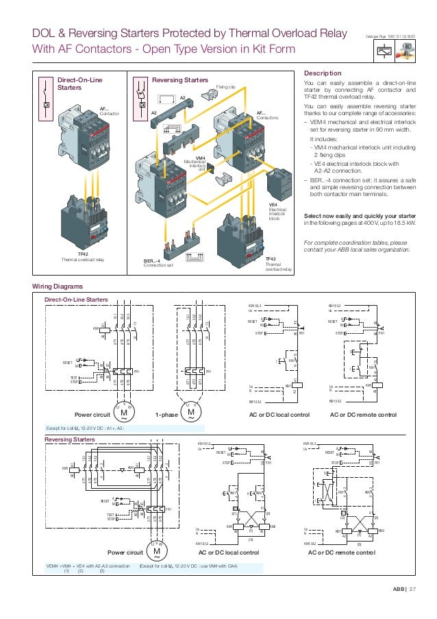 abb contactor wiring diagram abb image wiring diagram contactores abb on abb contactor wiring diagram