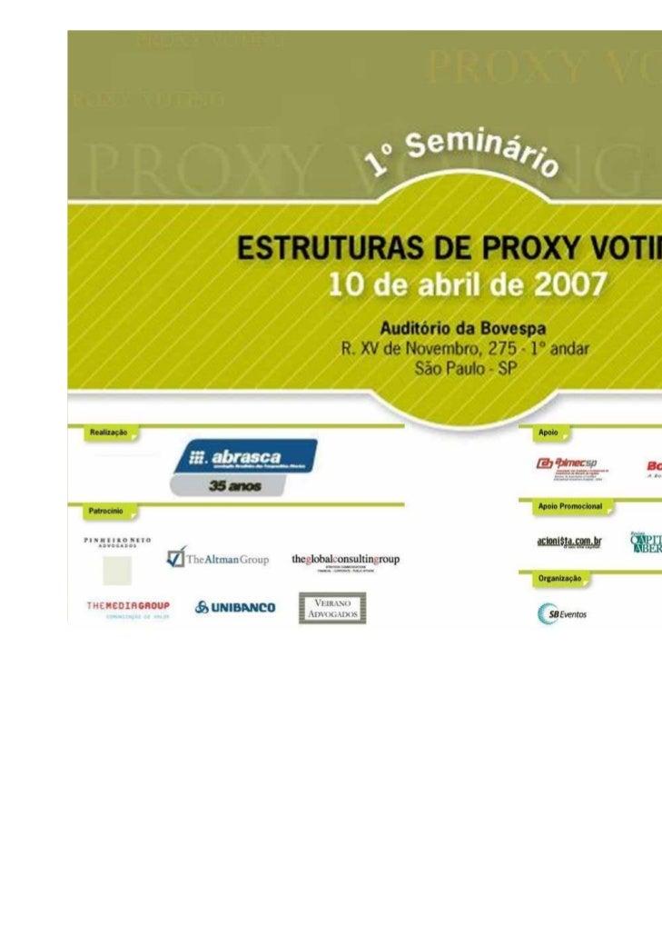 Abertura  Rodrigo Krause dos Santos RochaPresidente da Comissão de Mercados de Capitais da Abrasca e                 Geren...