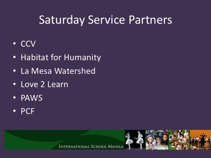 1 service learning 12 13 Slide 2