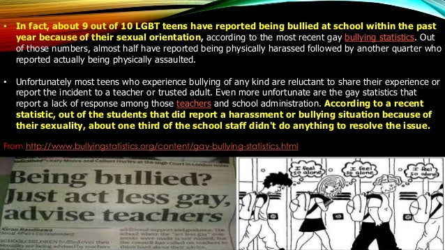 Bullying sexual orientation definition