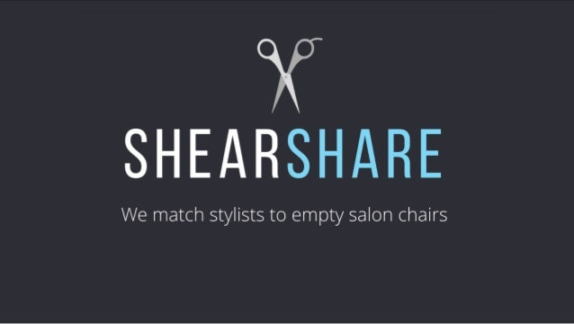 1,000,000 licensed stylists in the US 40% of salon space goes unused everyday