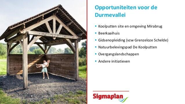 Opportuniteiten voor de Durmevallei  Gidsenopleiding • In samenwerking met vzw Grenzeloze Schelde • 5 vormingsavonden en ...