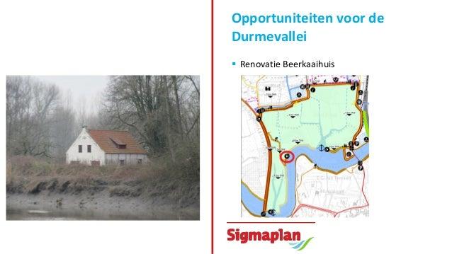 Opportuniteiten voor de Durmevallei  Overgangslandschappen Elversele, Temse Sombeke, Waasmunster