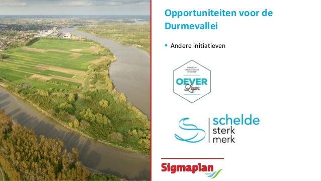 Sectormoment Waasland – Durme en Moervaart - Sigmaplan