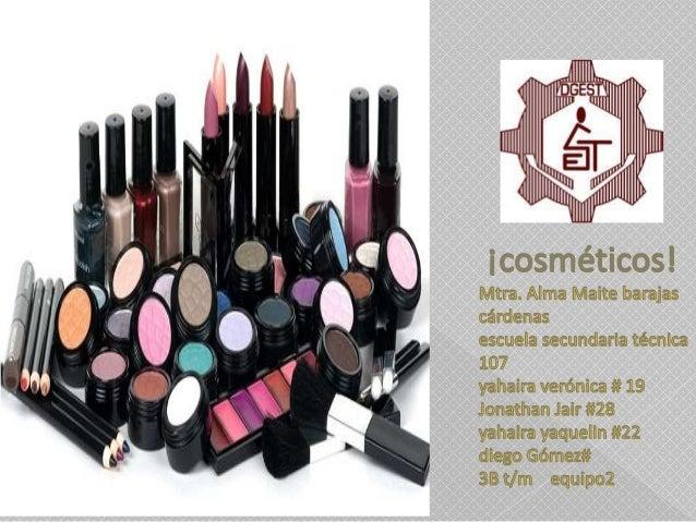 conocer mas acerca de que son los cosméticos, y su importancia en la vida cotidiana