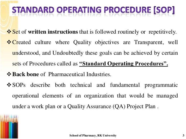 Pharmacy standard operating procedures template maxwellsz