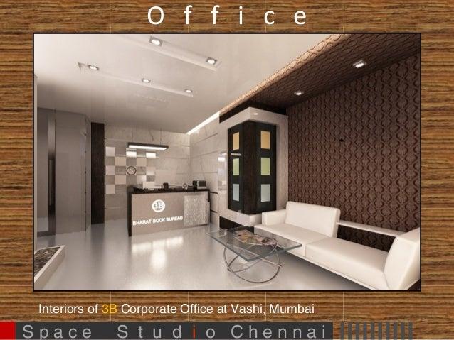 1 space studio profile ppt architecture n interiors - 30 07 2013