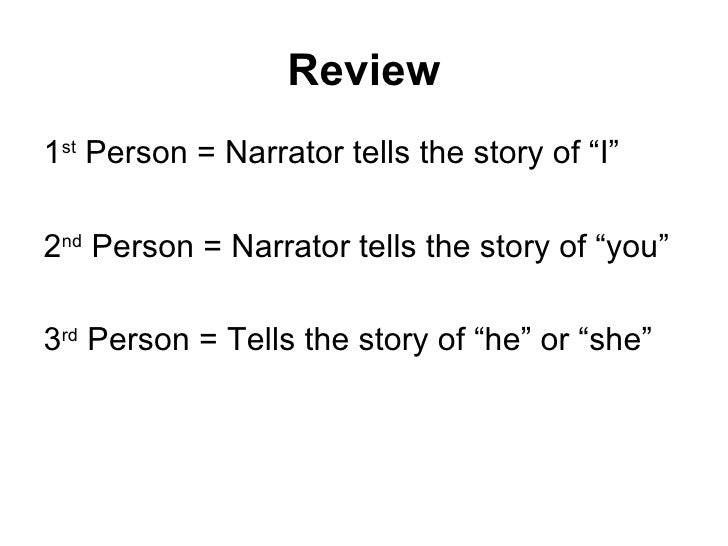 first person narrative and story Stories told by 'we' and 'us' are more and more popular, and are proving a much  more flexible voice than you might think.