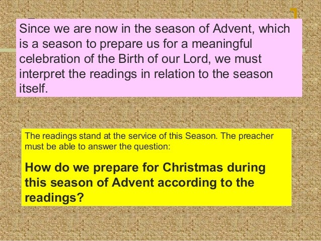Advent Bible Study - Concordia publishing house