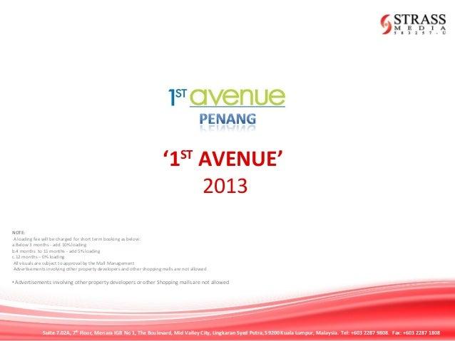 Suite 7.02A, 7thFloor, Menara IGB No 1, The Boulevard, Mid Valley City, Lingkaran Syed Putra, 59200 Kuala Lumpur, Malaysia...