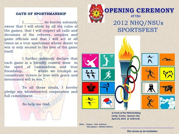 1 st coordinating conference for 2012 nhqnsus sportsfest 4 stopboris Choice Image
