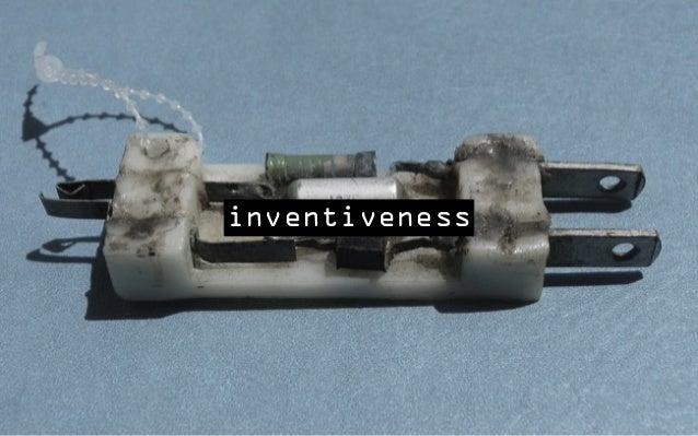 inventiveness
