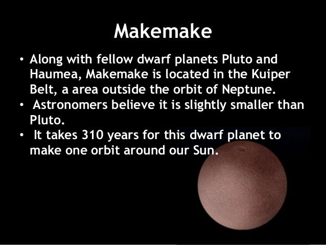 composition of dwarf planets - photo #7