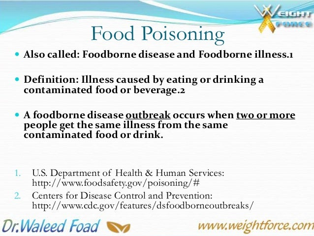 Food Poisoning ...  Food Poisoning Duration
