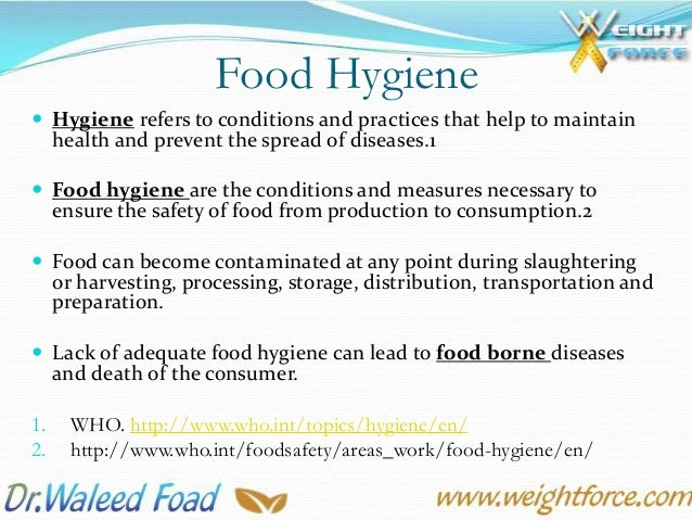 the introduction of food hygiene health essay Health & hygiene education durr-e-shahwar may 2007 environment and human health and welfare and food security existing conditions the initial field survey revealed.