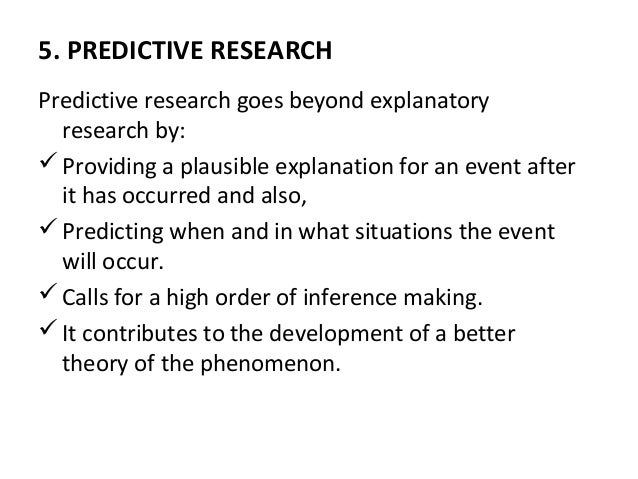 good research follows the standards of the scientific method Follows the standards of the scientific method high ethical standards applied fifth and sixth characteristics of good marketing research.