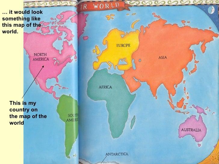 1st Map Skills