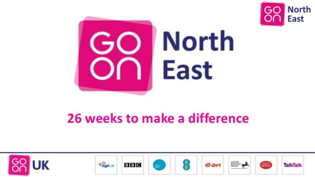 26 weeks to make a difference