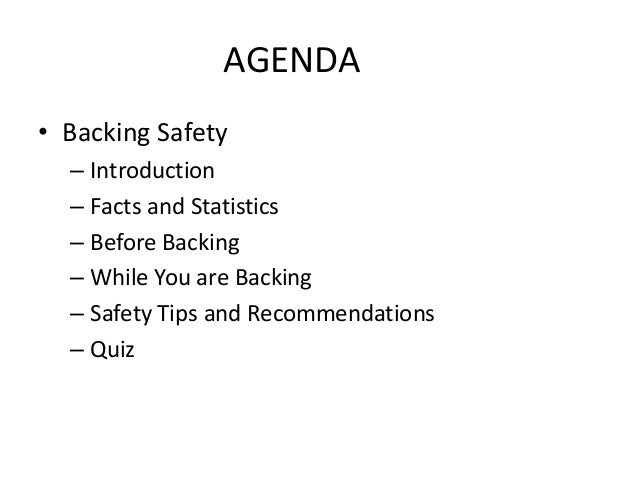 safety meeting online Free safety topics, toolbox talks, safety meetings, tailgate topics and safety resources including presentations, photographs, videos and documents.