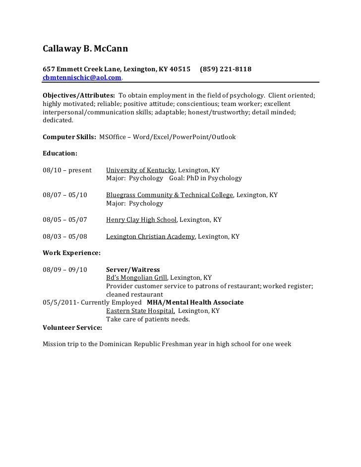 1st resume - Yeni.mescale.co