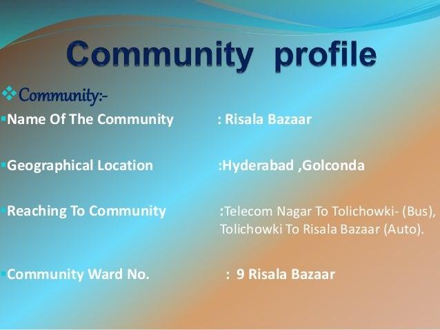 Field Work Presentation By Habeeb Msw Manuu