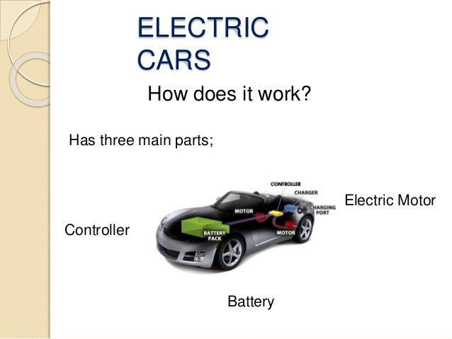 Concept Of Electric Car