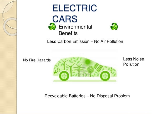 Benefits Of Electric Vehicles Vs Gas Cars