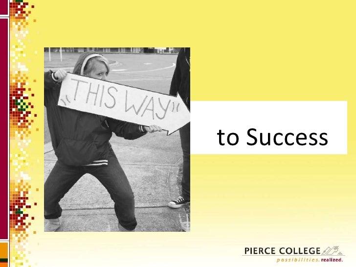 1st steps to success   final1 slides