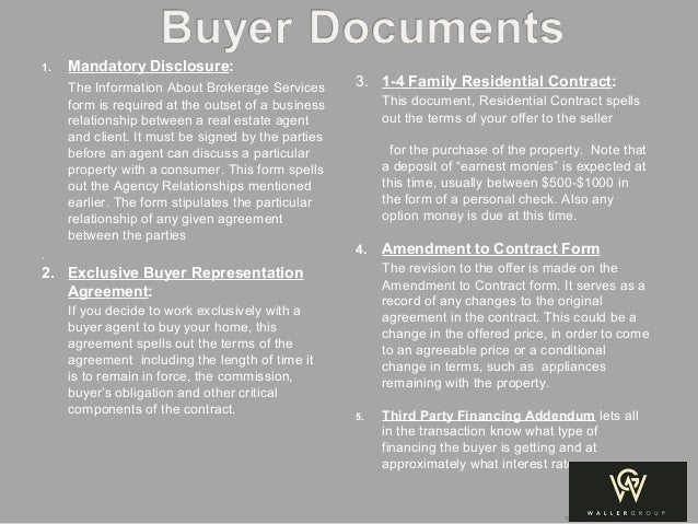 1st Time Home Buyer Presentation