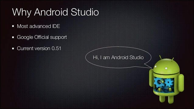 introduction to android studio pdf