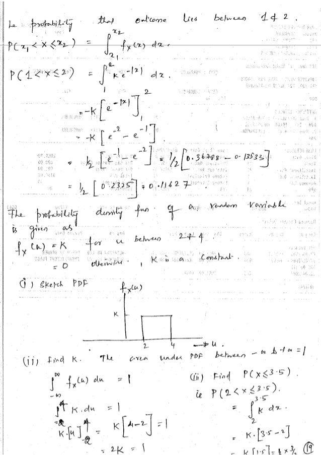 1st unit ac(random processes) vtu