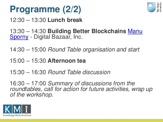 1st workshop on linked data and distributed ledgers introduction v 1.0