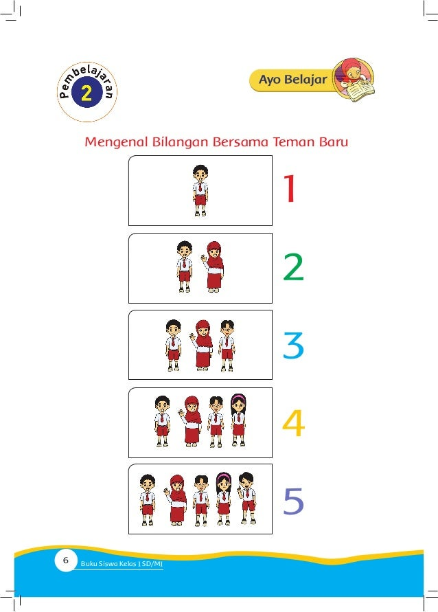Buku Tematik Kelas 2 Tema 6 Download Pdf